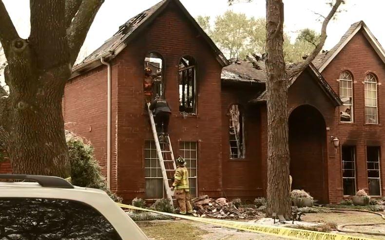 冬季風雪釀火災,Sugar Land父親在火災中痛失三子