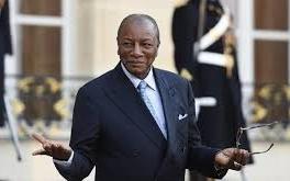 幾內亞共和國總統孔戴以59.50%的得票率勝選連任