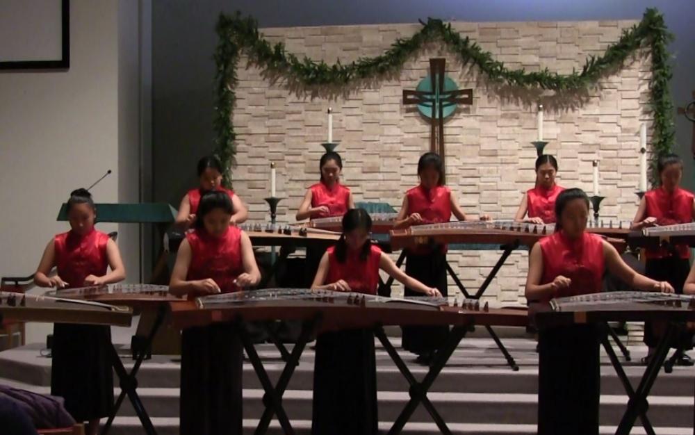 和諧之聲義工隊舉辦第四屆大型慈善音樂會