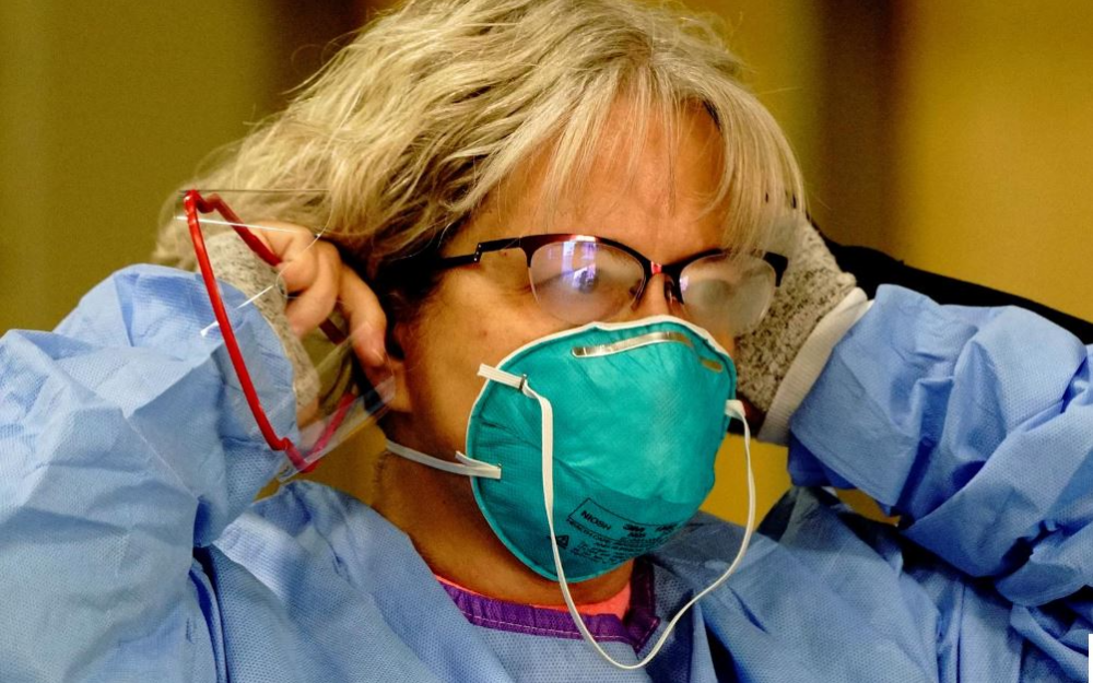 福奇提示 即使已接種疫苗也要戴口罩