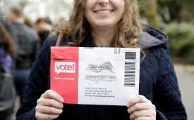 創新高 七成美選民可郵寄投票