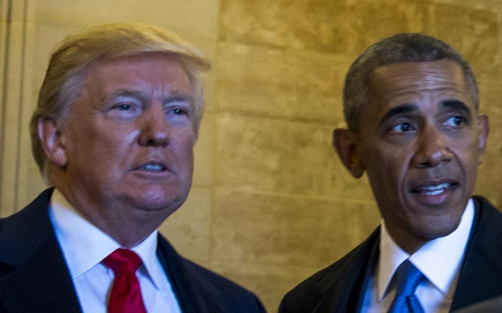 欧巴马批川普防疫是「完全混乱的灾难」