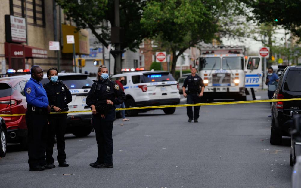 紐約市大型聚會發生槍擊案     2人死亡    3人受傷