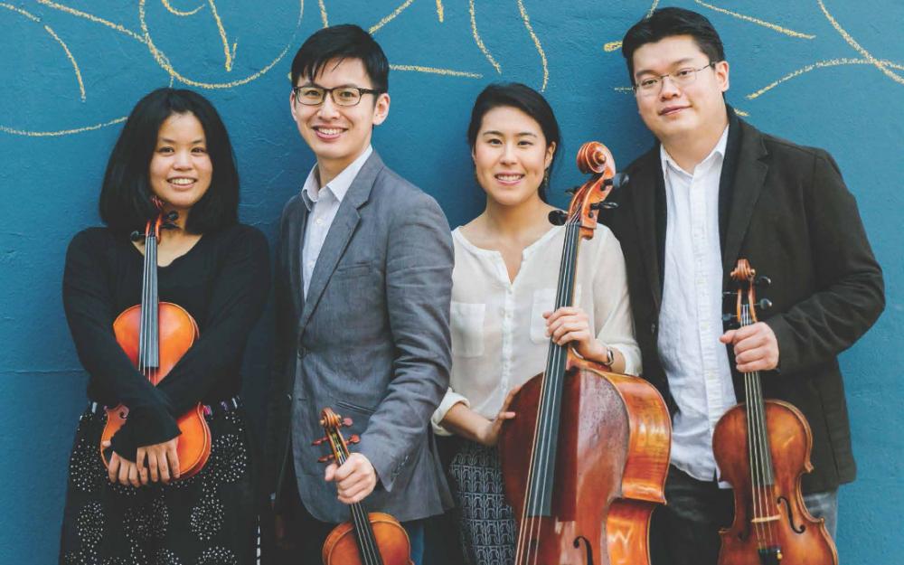 樂聖貝多芬250年誕辰紀念音樂會 全球各地盛大慶祝  福爾摩沙四重奏應邀演出