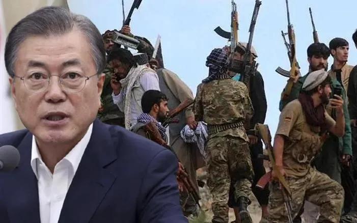 塔利班兩面叁刀    與中國套近乎卻把锂礦給韓國開發   目標鎖定美國