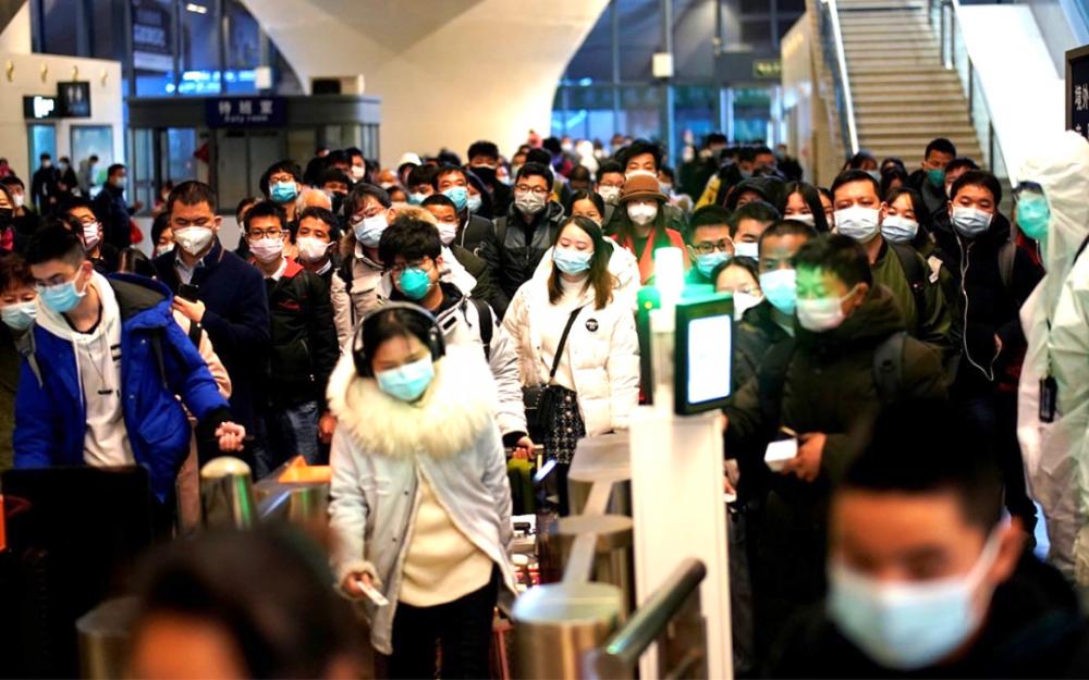 經過兩個月的隔離檢疫,發現冠狀病毒的中國武漢開始放寬限制
