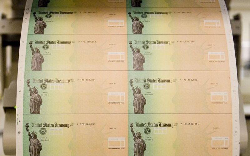 刺激性付款是聯邦所得稅的退款 無需繳納聯邦所得稅 美國國稅局已向美國人發送了總計1.52億美元的付款