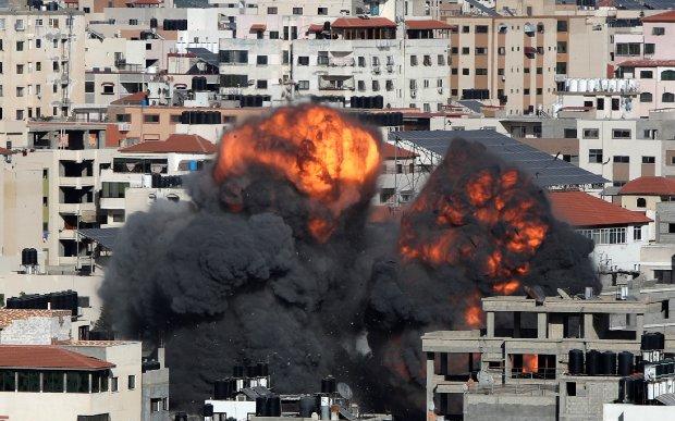 以色列空襲加沙,至少26人死亡,50余人受傷,多座建築物倒塌