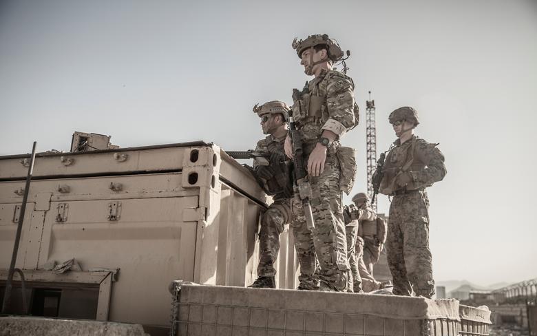 美军阿富汗復仇 机场恐攻主谋身亡