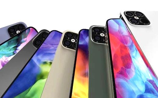 """2020年九款""""全新"""" 蘋果 iPhone 12 流露"""