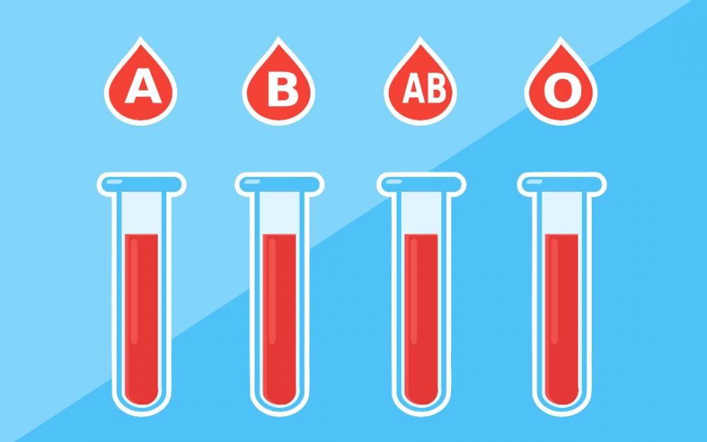 研究表明,O型血可能會限制COVID-19的風險,而其他血型可能會引起傷害