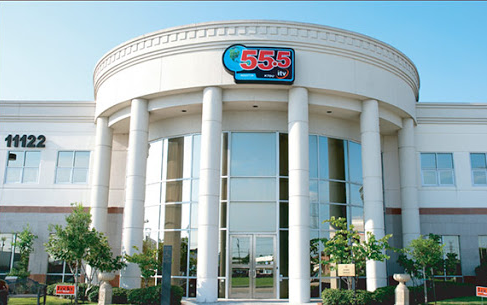 美南新闻国际贸易中心举办免費COVID-19检测并提供免費食物