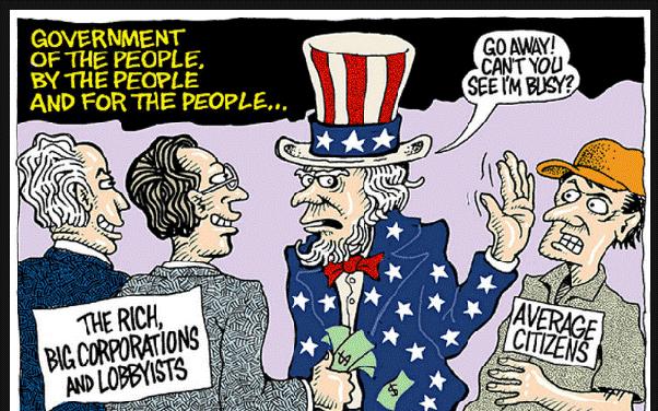 美國國稅局一直在努力向公司和最富有的人徵收稅款