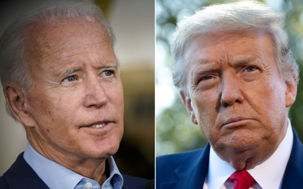 特朗普大戰拜登:美國一場極具爭議的、不得不看的總統候選人首場辯論
