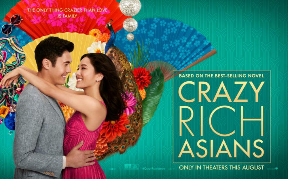 """再現""""瘋狂的亞洲富人""""    休斯頓一家亞裔生活搬上銀幕"""