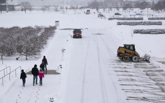 下周可能受北極鋒面影響,迎來休士頓冬天最冷天氣