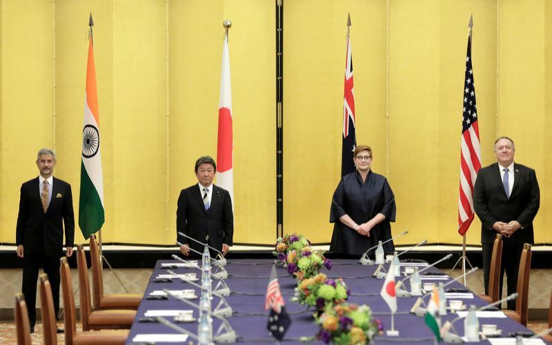 四國領袖將同意 建構安全半導體供應鏈