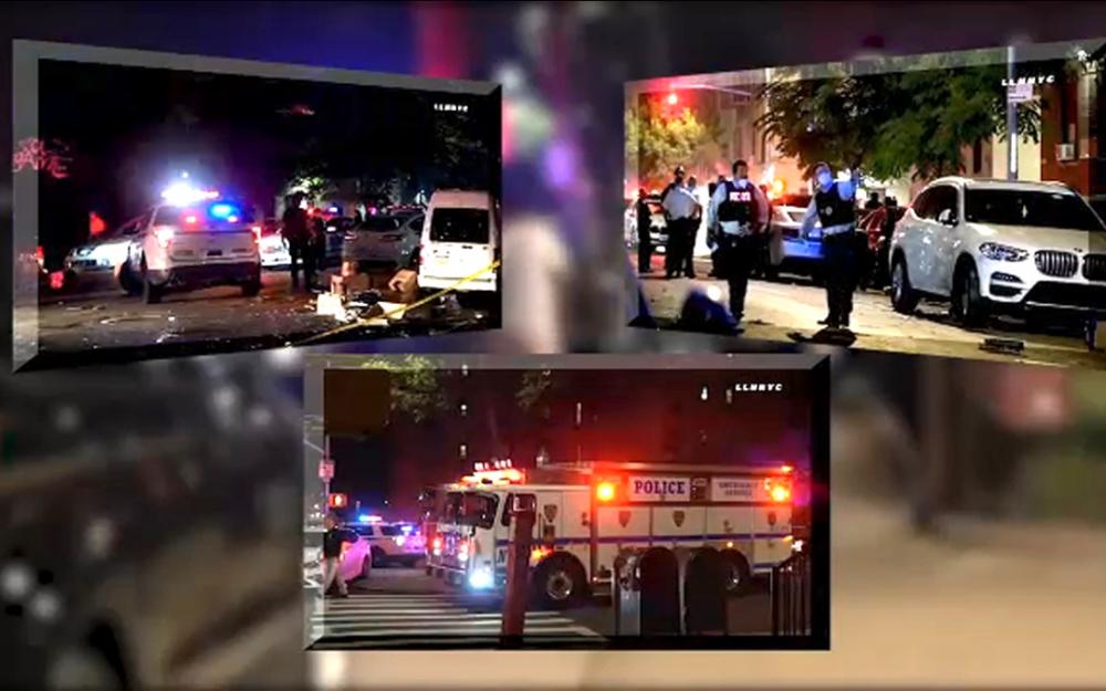 美國獨立日長周末   紐約市暴力襲擊   至少44人遭槍擊   8人喪生