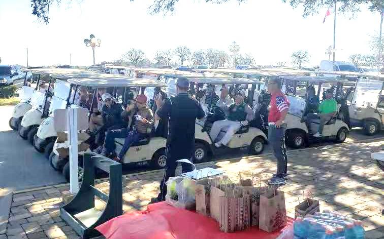 陽光傳奇高爾夫休閑山莊成功舉辦高爾夫球錦標賽和聖誕派對