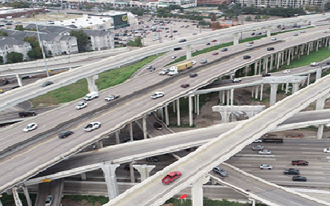德州交通部:冲动驾驶让休士顿行车安全越来越危险