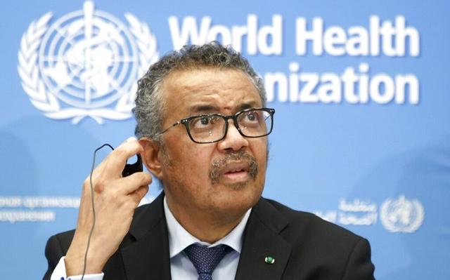 世界衛生組織上修全球新冠病毒肺炎死亡率至3.4%