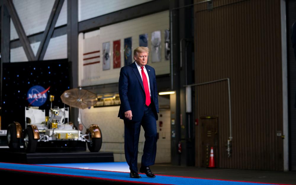美国最可靠的总统连任指标之一看起来对特朗普预兆不祥