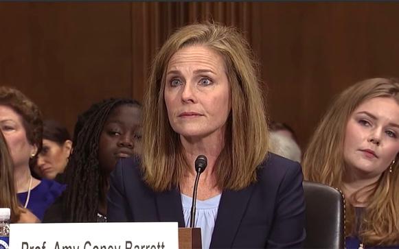特朗普打算提名艾米·巴雷特任最高法院大法官