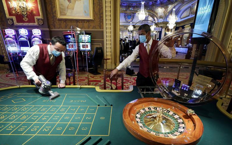美國賭場有史以來最好的季度,COVID後有望再上升