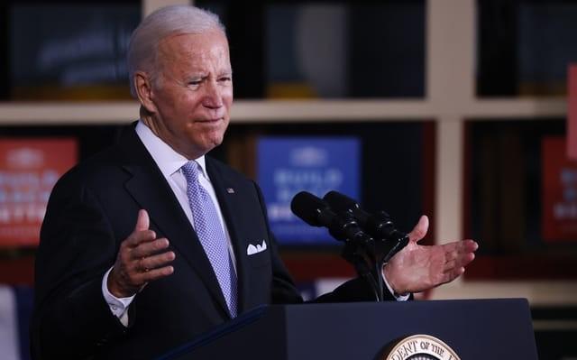 白宮週三突然提出了新計劃擱置了大幅提高公司稅率的提議  拜登放棄3.5萬億的計劃轉而支持可以團結黨的2萬億的提案