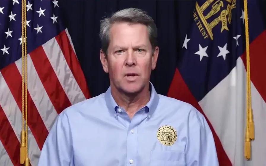 特朗普总统呼吁佐治亚州长坎普辞职