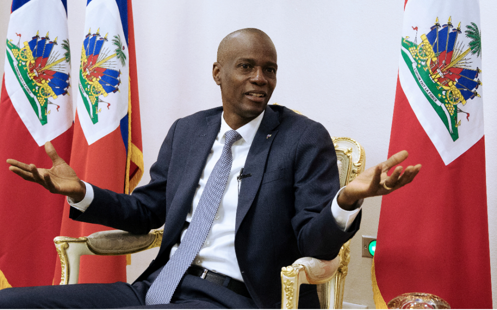 动盪加勒比国家 海地总统遇刺身亡