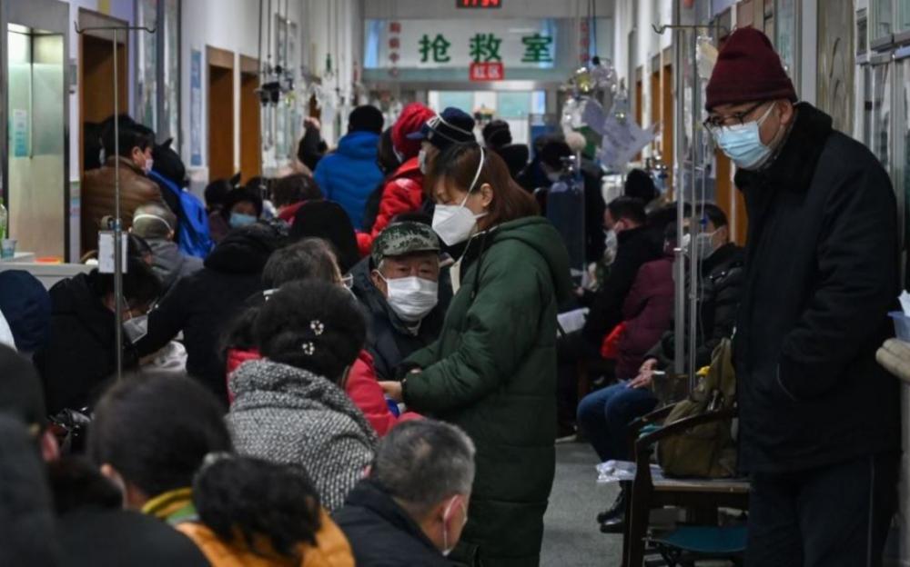 中国疫情急需顶尖流行病和病毒专家