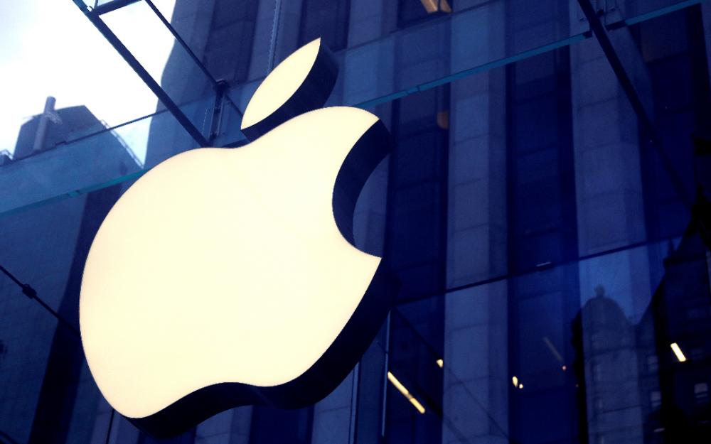 蘋果發布預警 避險情緒提高