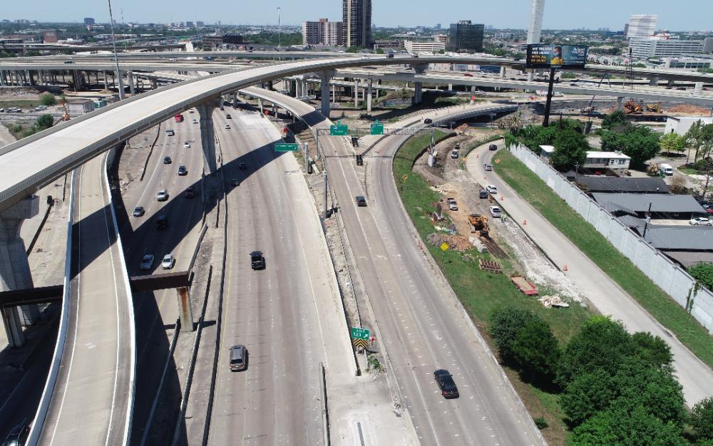 前往市中心、Galleria用路人注意!West Loop北向I-69公路本週末將關閉進行施工