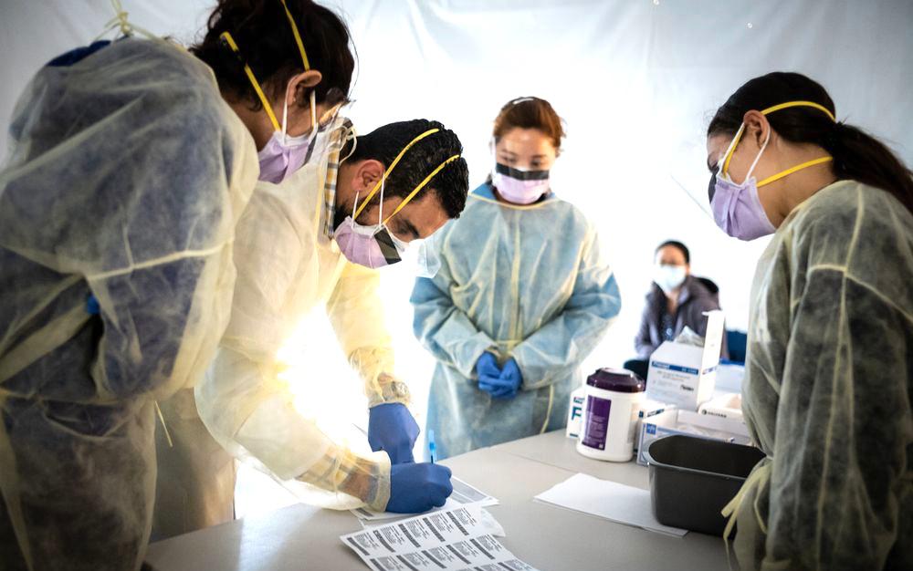 美國科學家發明新組合測試,單一樣品可同時檢測和區分冠狀病毒和流感