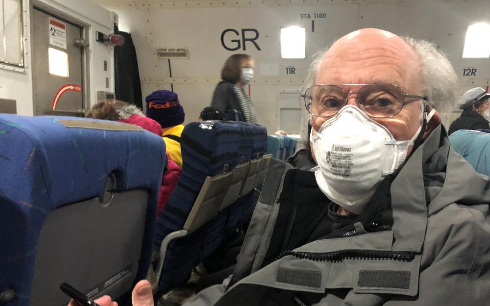 美撤離公主號300名乘客 至德州和加州隔離