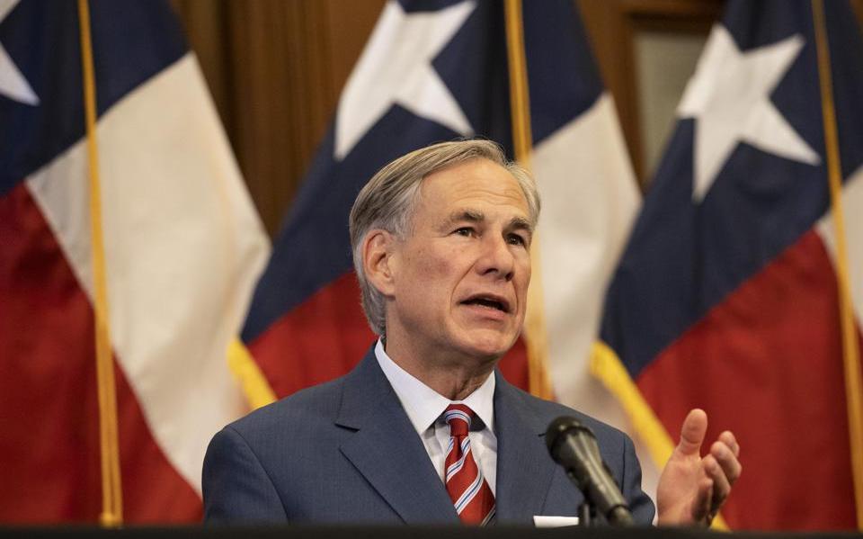"""德州共和黨指州長像""""國王""""   面臨單方面決定提前投票時間的起訴"""