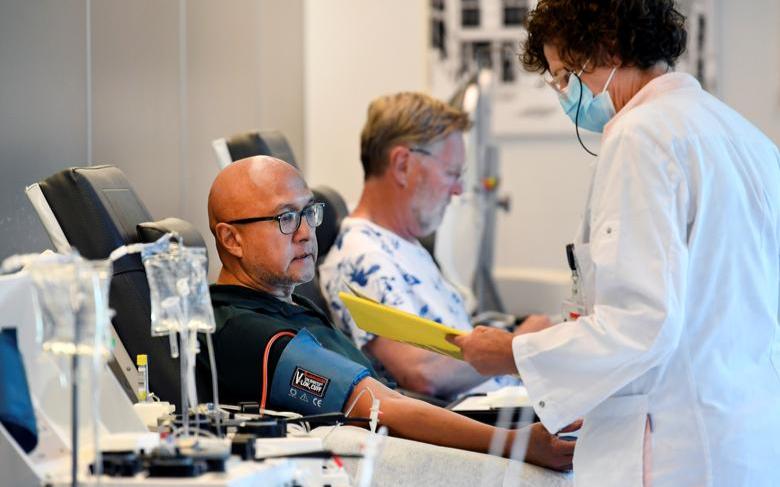 遭質疑 FDA緊急批准血漿療法