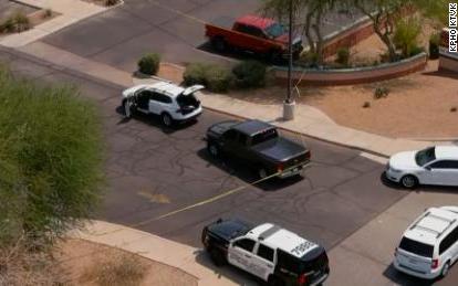 亞利桑那州鳳凰城西谷地區發生多起槍擊事件  至少9人受傷入院