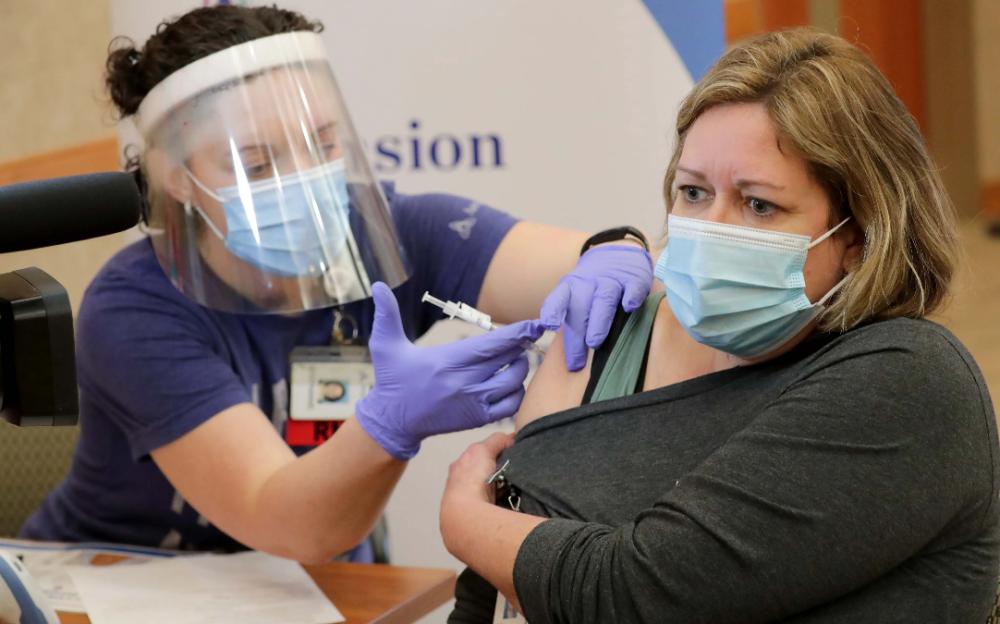 馬薩諸塞州近 4,000 名完全接種疫苗的人新冠病毒檢測呈陽性
