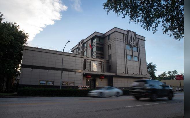 外交部:中国驻休斯敦总领馆正在正常运作