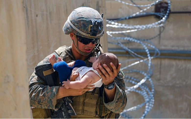 阿富汗撤離行動是否延後 拜登24小時內決定