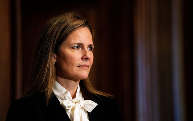 美國參議院司法委員會將在10月26日投票移交巴雷特至最高法院任大法官