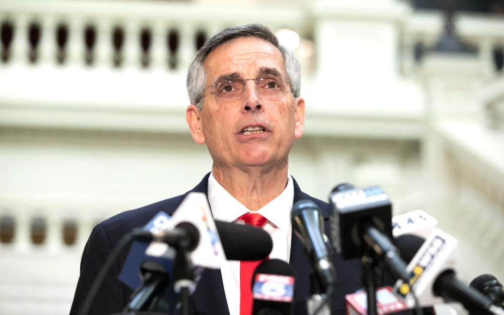 每張合法投票都至關重要   佐治亞州務卿宣布對該州競選的所有選票手動計票