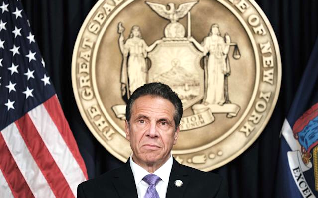 紐約州總檢察長:紐約州長安德魯·庫莫性騷擾多名女性