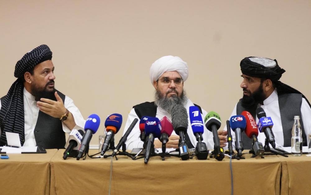 """塔利班控制阿富汗    美國主流媒體抨擊拜登""""措手不及""""""""重大錯誤""""""""恥辱"""""""