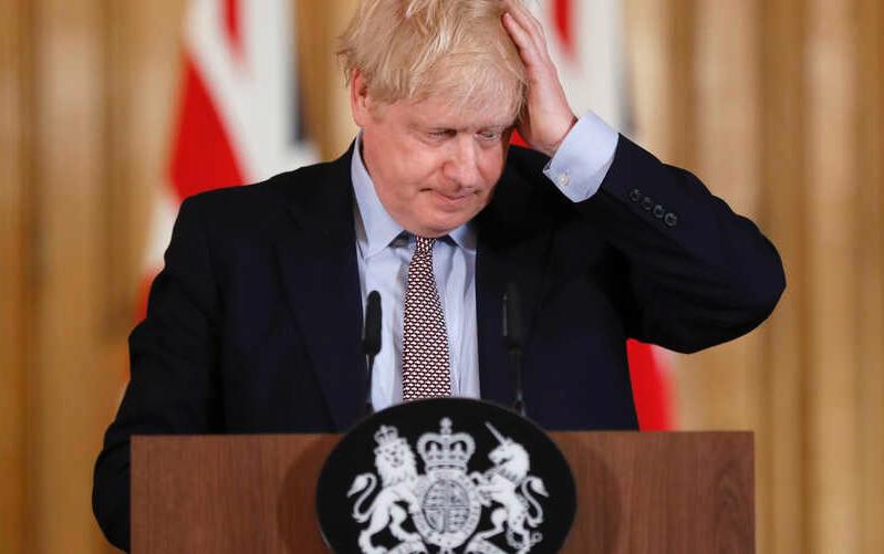 """英國首相約翰遜因病情""""惡化""""而轉入重症監護病房"""