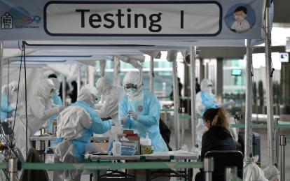 康複的冠狀病毒患者再次測試呈陽性,病毒與感染者共存?
