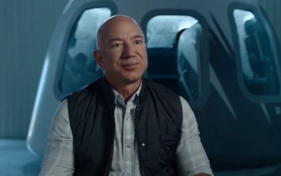 史上第一人!亞馬遜CEO貝佐斯,將於7月攜弟展開太空旅行