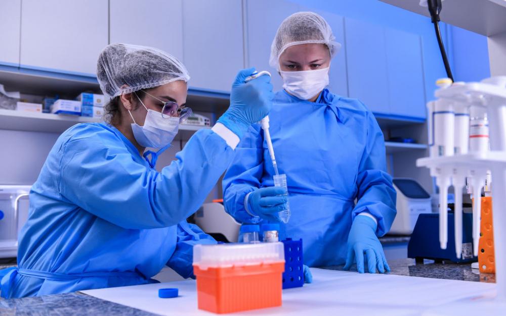 重大突破!FDA授权 BODYSPHERE两分钟测试新冠病毒